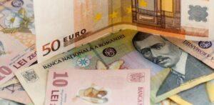 curs lei euro