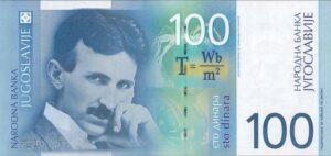 dinar sarbesc