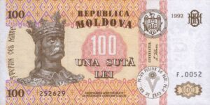 leu moldovenesc